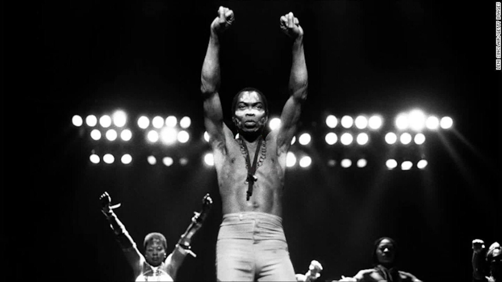 Fela Kuti – A Brief Life Story – by Sister Evelyn