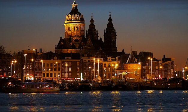 Basiliek Van De H. Nicolaas, Roman Catholic Church – Amsterdam