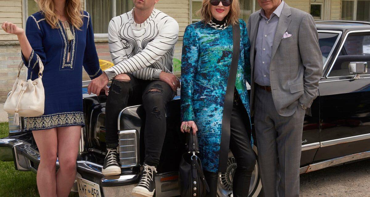 "Schitt's Creek Season Six – ""Impulsive, Capricious and Melodramatic"" Series 2020"