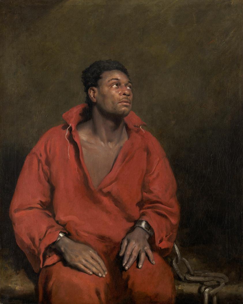 The Captive Slave – John Philip Simpson