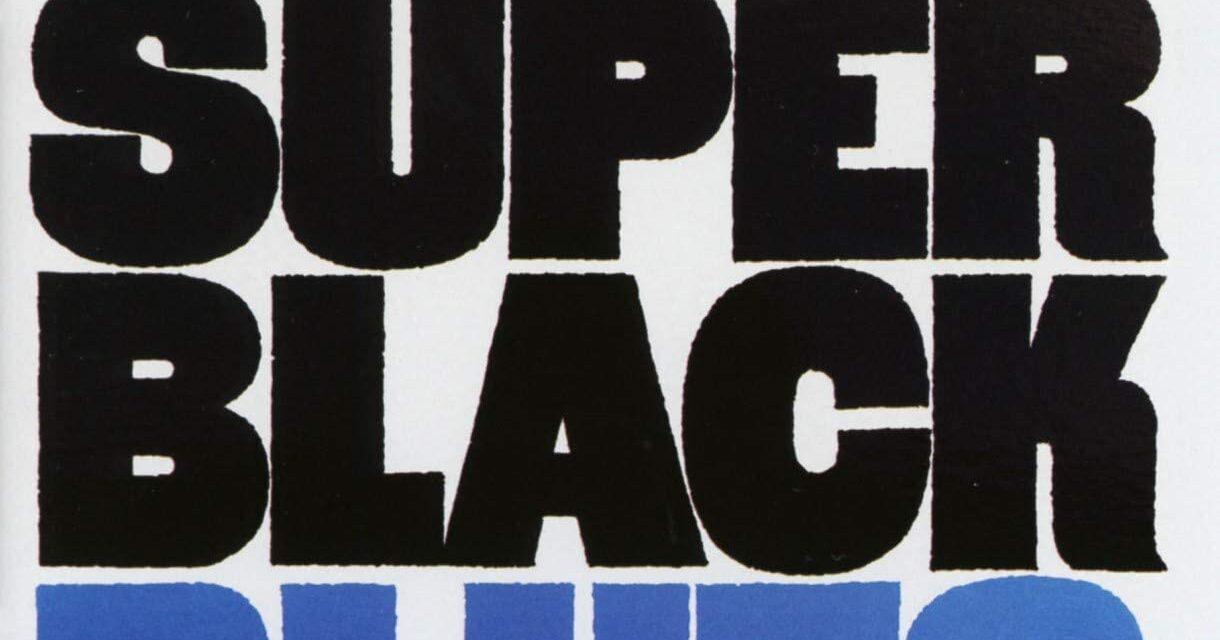Super Black Blues – Album of the Month February 2021