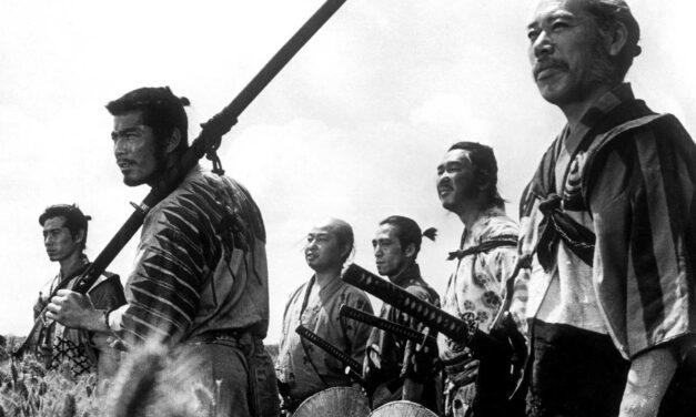 Seven Samurai – Timeless Beautiful Action Film