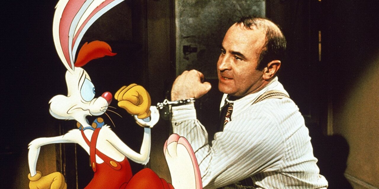 Who Framed Roger Rabbit – Explosively Colourful Contemporary Masterpiece