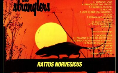The Stranglers, Rattus Norvegicus – AOTM June 2020