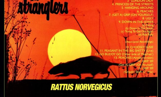 The Stranglers, Rattus Norvegicus – AOTM June 2020