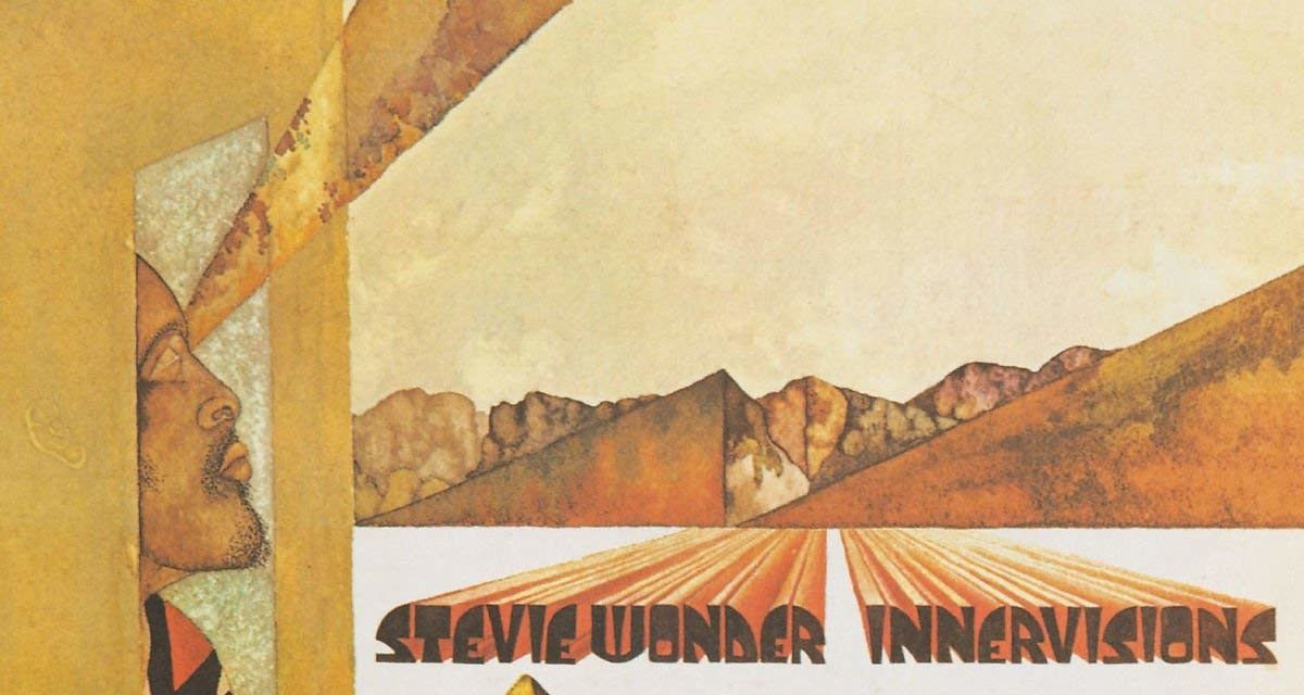 Stevie wonder, Innervisions – Album of the Month, March 2019