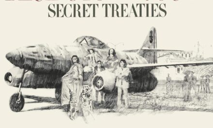 Secret Treaties – Blue Öyster Cult – AOTM January 2021