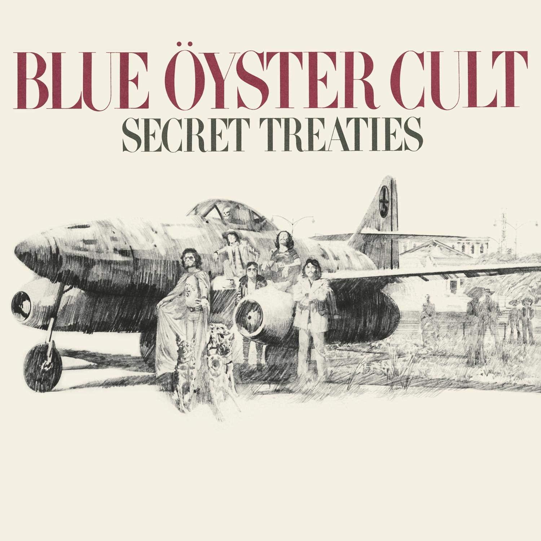 Secret Treaties – Blue Öyster Cult – AOTM January 2021