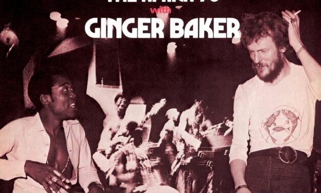 Fela with Ginger Baker, Live! Album of the Month June 2021