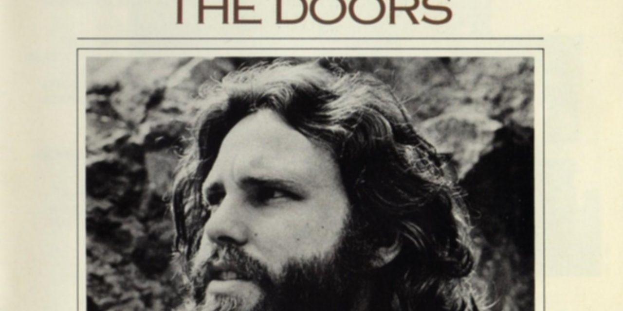 An American Prayer, Jim Morrison and The Doors – AOTM September 2018