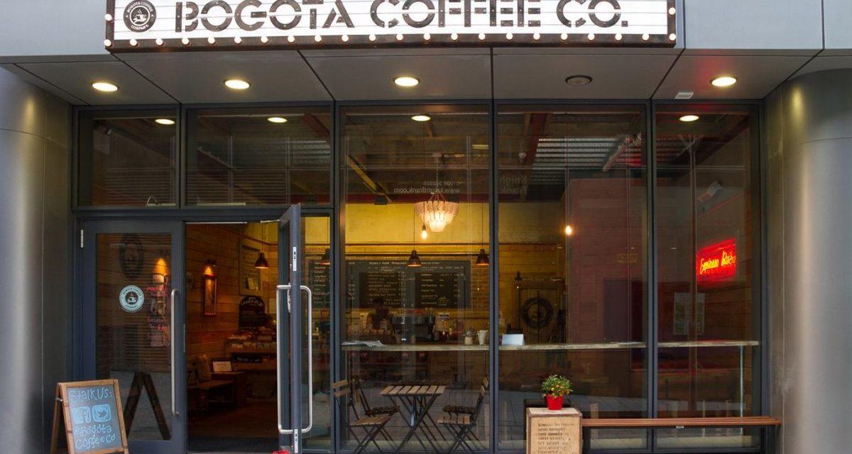 Bogata Coffee Co – If you must, Milton Keynes