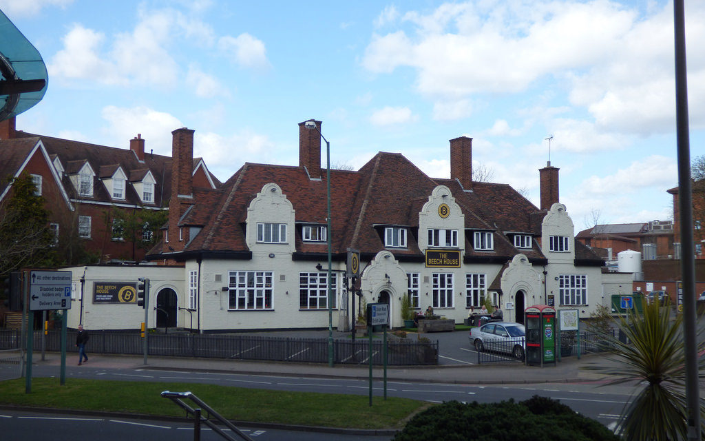 The Beech House – So You Can Eat Well In Solihull