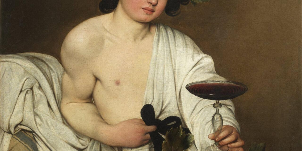 Bacchus – Caravaggio 1596