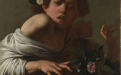 Boy Bitten by a Lizard, Caravaggio – Emotional Early Work by the Renaissance Master