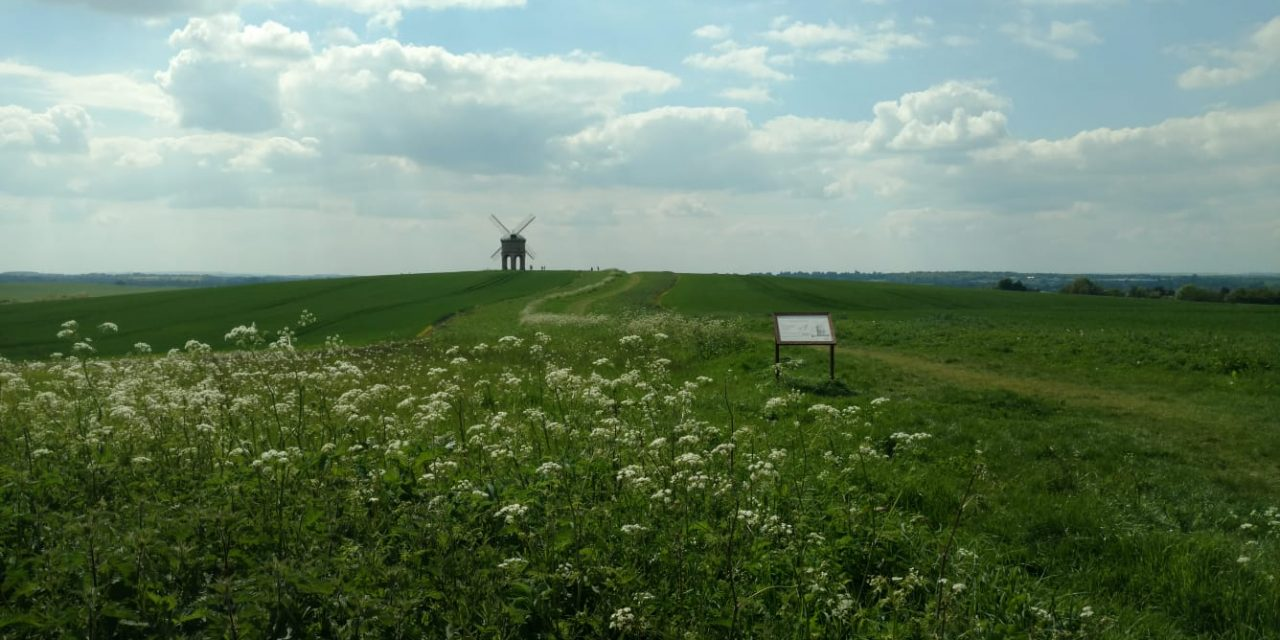 Chesterton Windmill – A Propelling Landmark