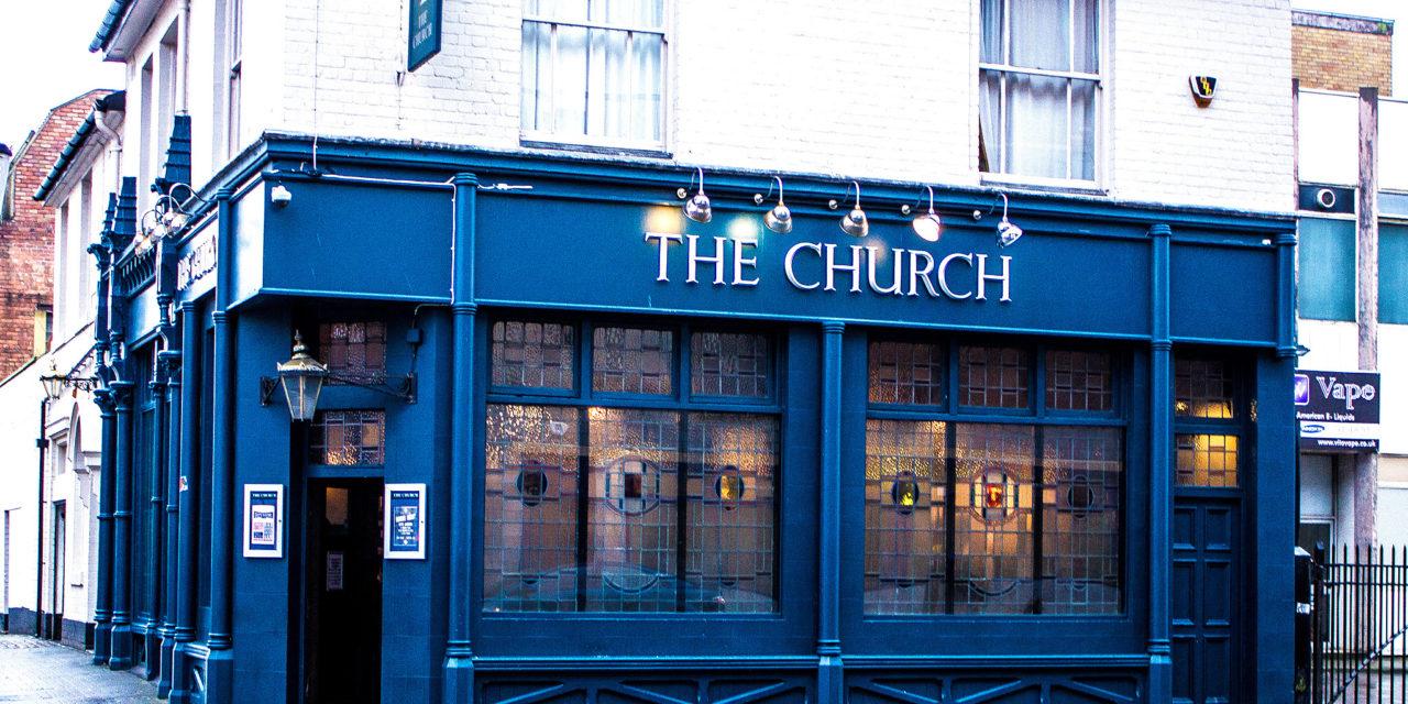 The Church – Rather Good (Birmingham)