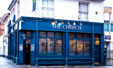 The Church – Rather Good (Birmingham)