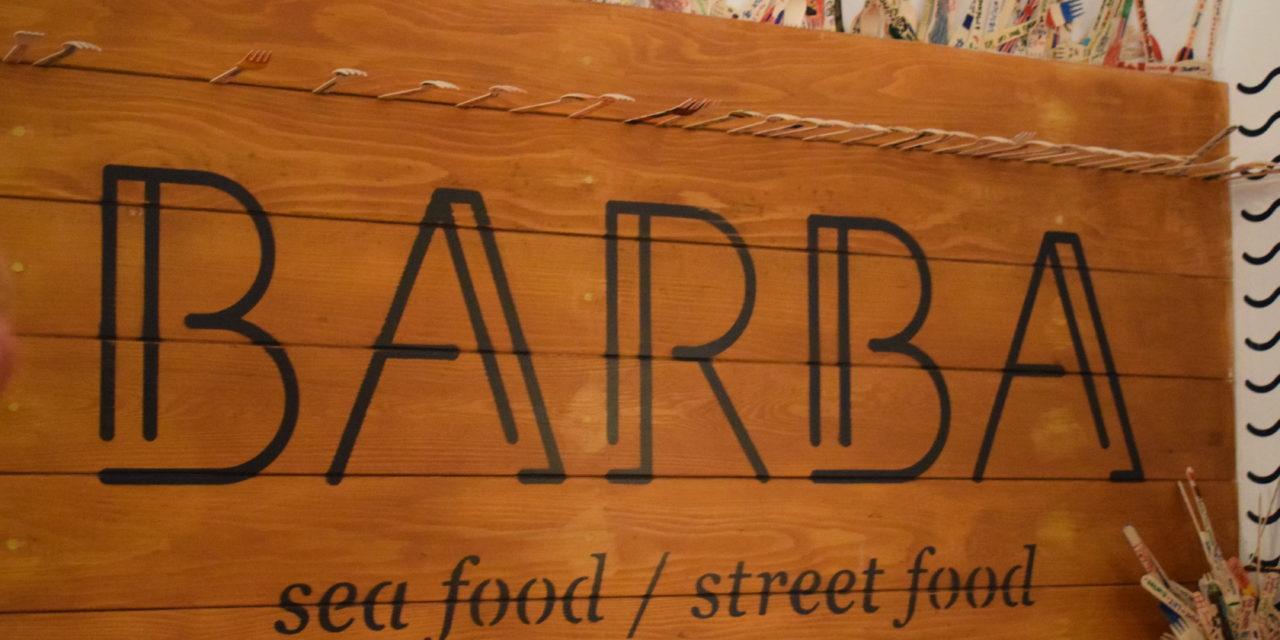 Barba Dubrovnik – Fabulous 'Fast Seafood'