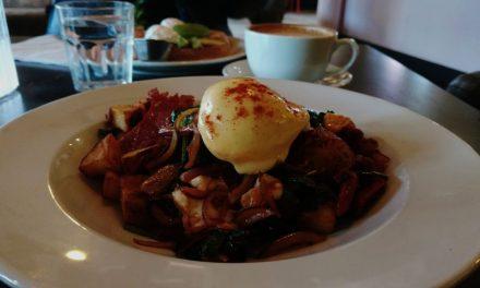 Earnest Bar Newcastle – Serious Breakfast