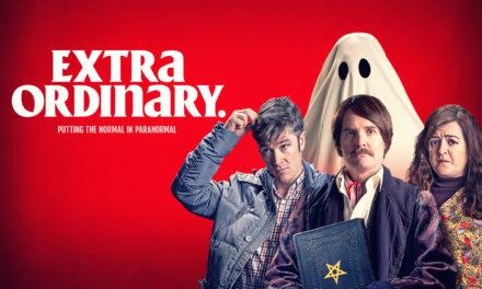 Extra Ordinary – Novel Black Comedy