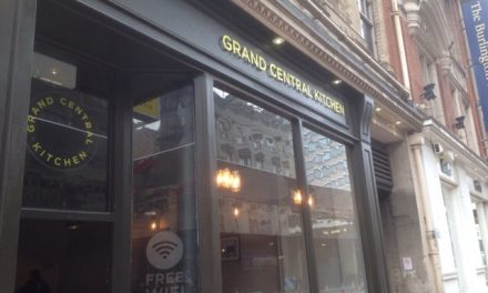 Grand Central Kitchen – Monumental Eatery Birmingham