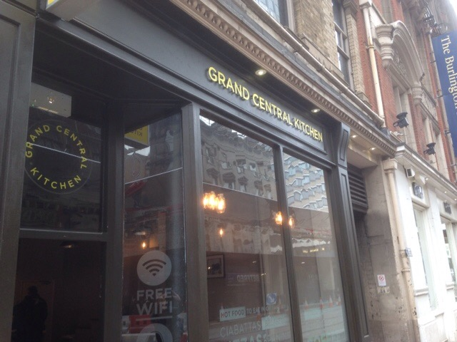 Grand Central Kitchen – Monumental Eatery Birmingham