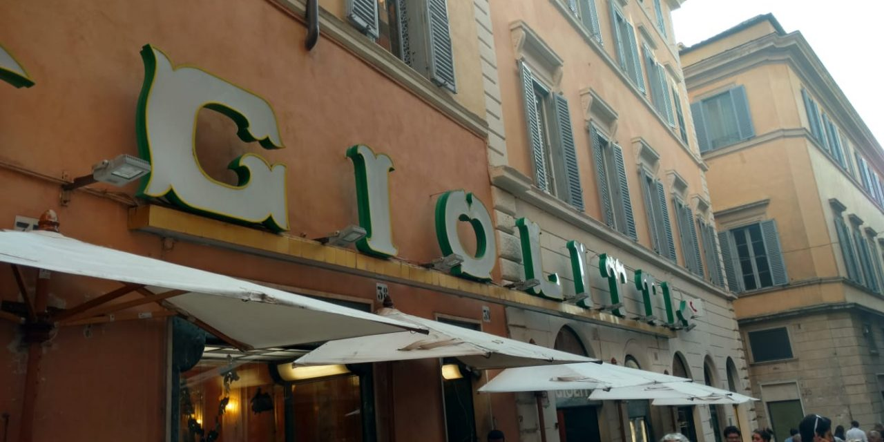 Giolitti – Top Ice Cream, Rome