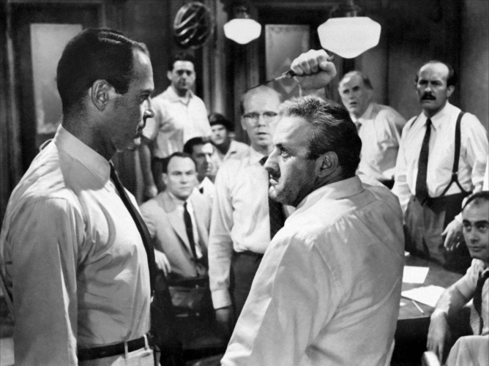 12 Angry Men – Insular Legal Triumph 1957