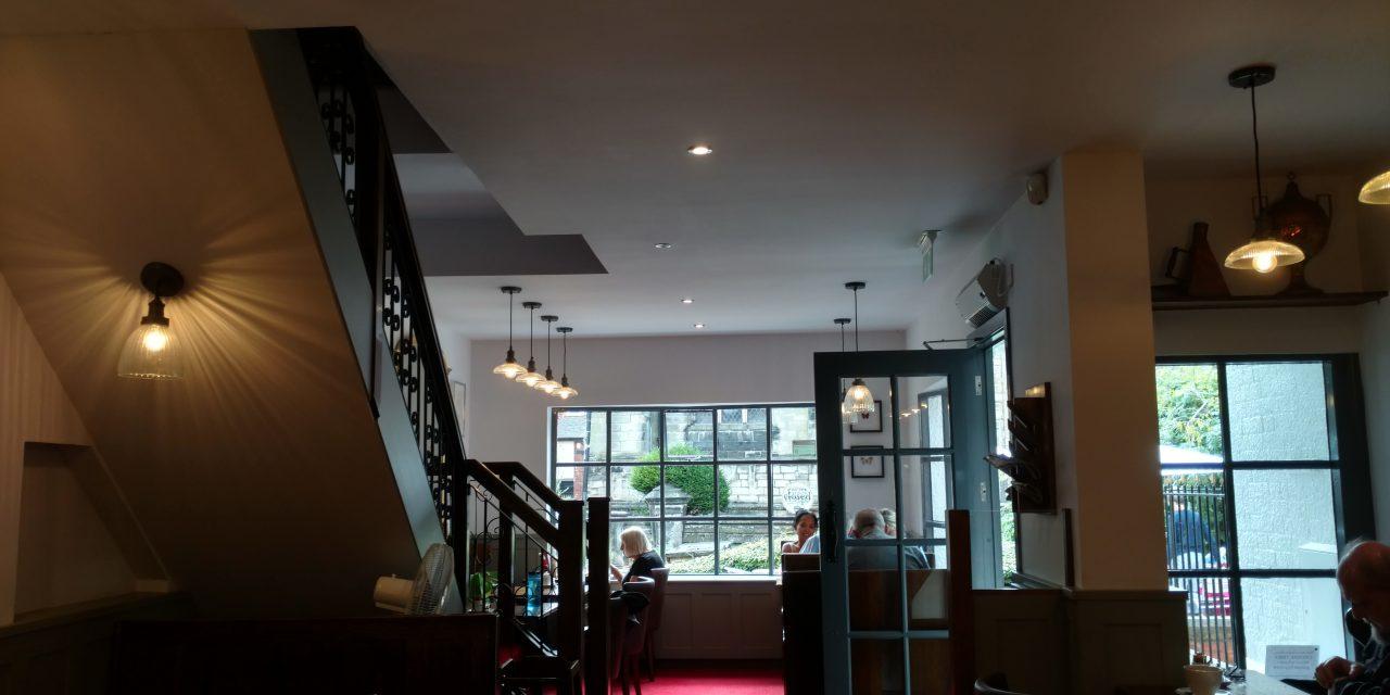 The Grove Stafford – An Ecclesiastical Lunch