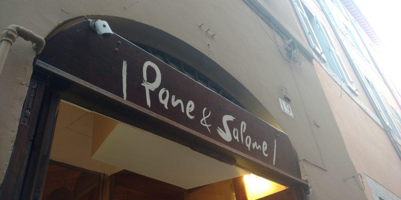 Pane e Salame – Underrated Paninoteca Trevi, Rome