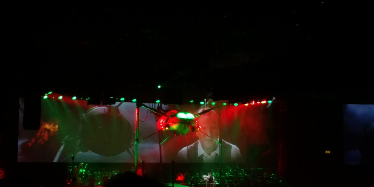 War of the Worlds, Alive on Stage 2018 – CS Review