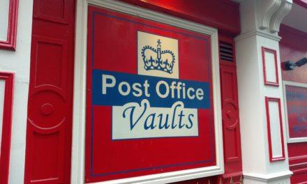 Post Office Vaults – Genuine Pub, Central Birmingham