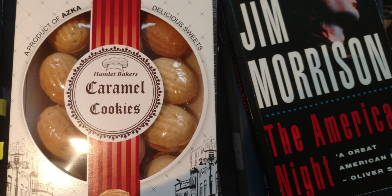 Podcast – Edible Review, Biscuit Edition