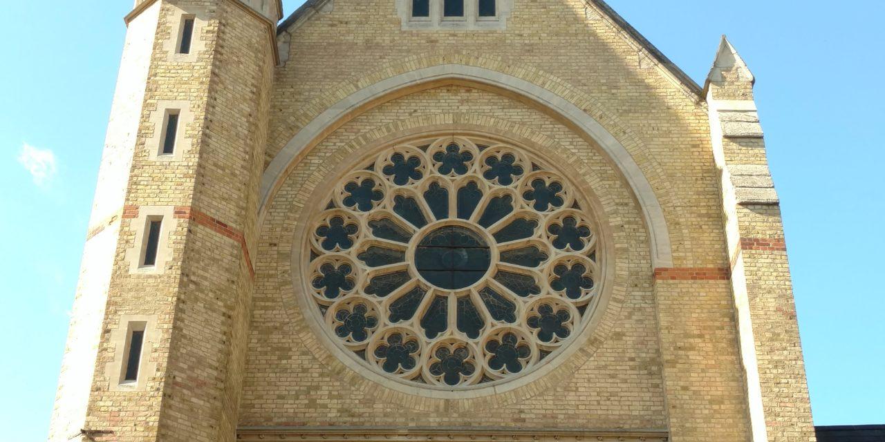 St Aloysius' Church – Divine Catholic Church, Oxford