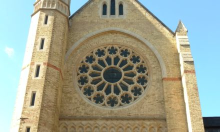 St Aloysius' Church – Divine Catholic Church, Oxford
