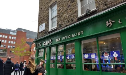 Jen's Cafe, Chinatown – Incredible Chinese Restaurant, London