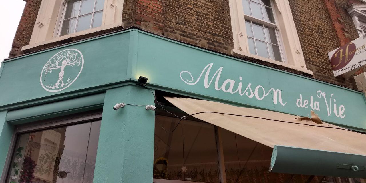 Maison de la Vie – Splendid Afternoon Tea, Kilburn, London
