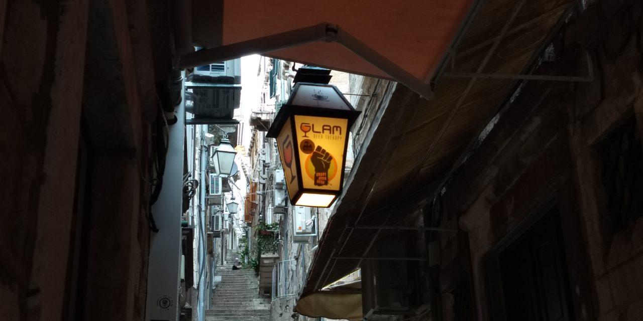 Glam Cafe – Quasi-Hidden Gem, Dubrovnik