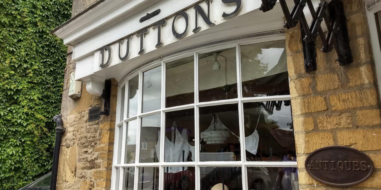 Dutton's Antiques – Delightful Antiquary Brampton