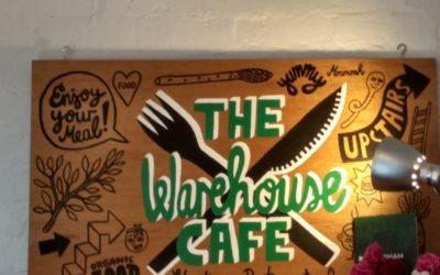 Warehouse Cafe – Vegan Paradise, Digbeth