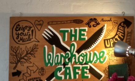 Warehouse Cafe – Vegan Paradise, Digbeth