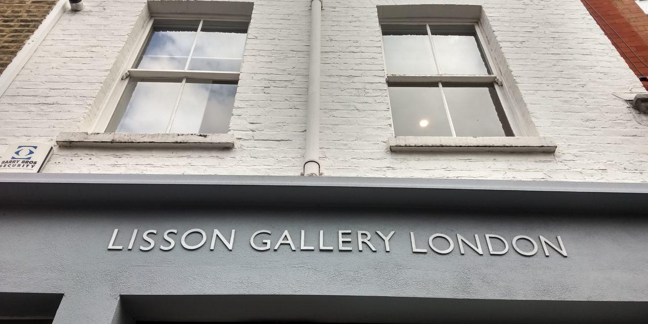Lisson Art Gallery – Modernity at its Best, Marylebone