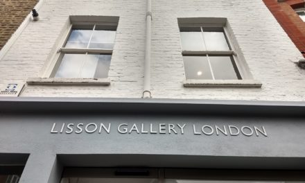Lisson Art Gallery – Modernity at its Best, Marylebone