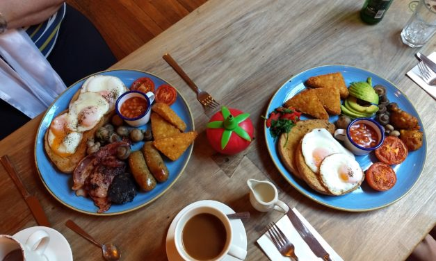 Arco Lounge – Delightful Lunch Harborne