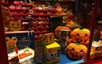 Legoland Birmingham – Halloween-Themed Treat