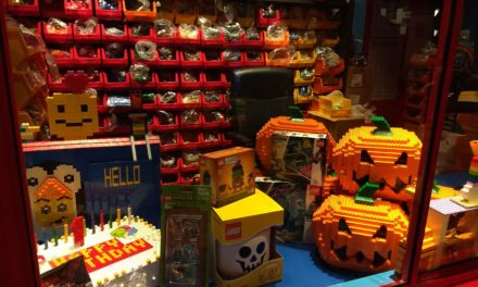 Legoland Birmingham – Halloween-Themed Treat