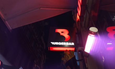 Burger Bar – Feel Good Food, Central Amsterdam