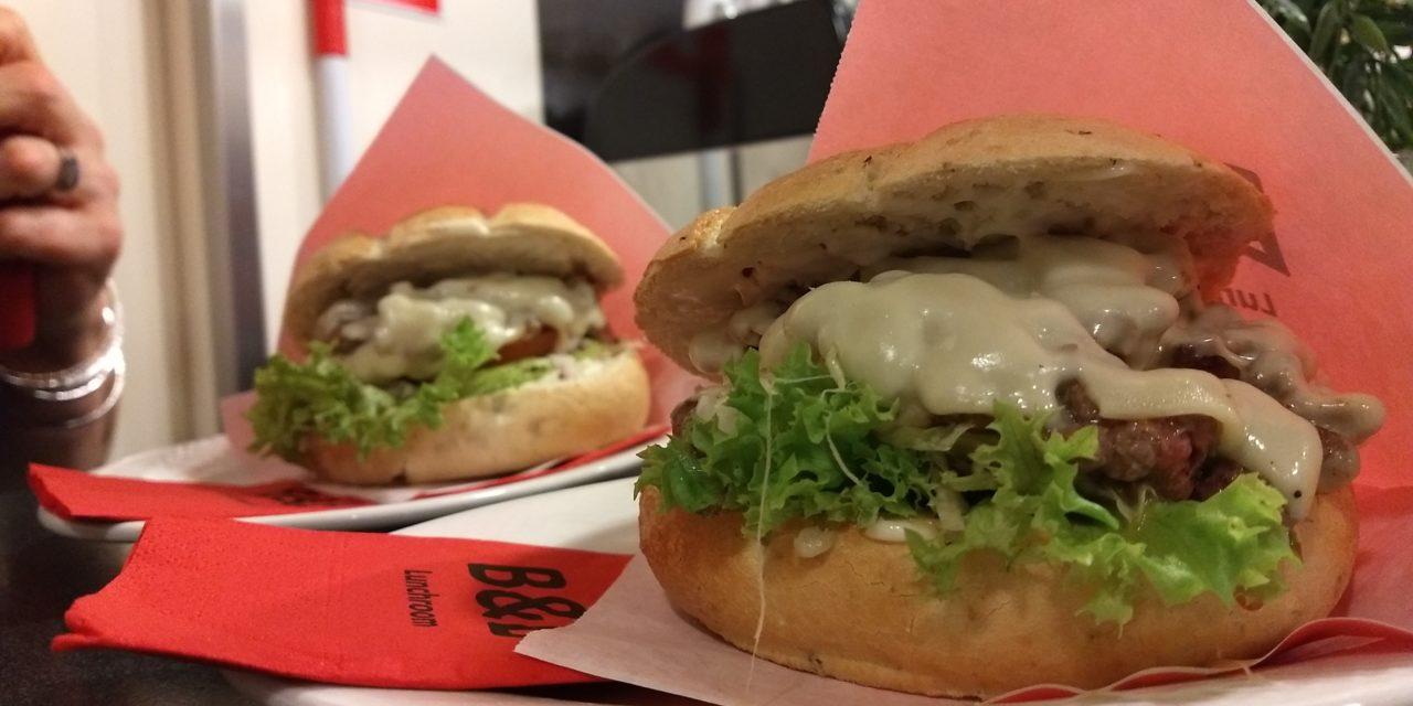 B & B Lunchrooms – Superlative Sandwich, Amsterdam