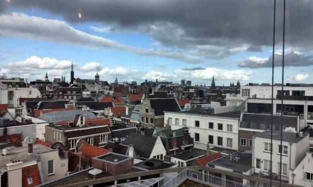 Blue Amsterdam, High Dining – Netherlands
