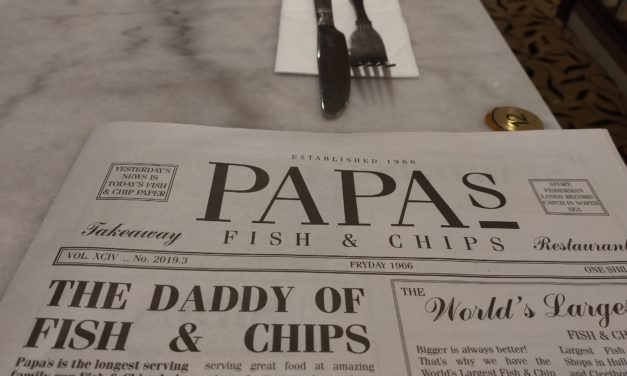 Papa's Fish & Chips – A Bellyful of Fun, Hull